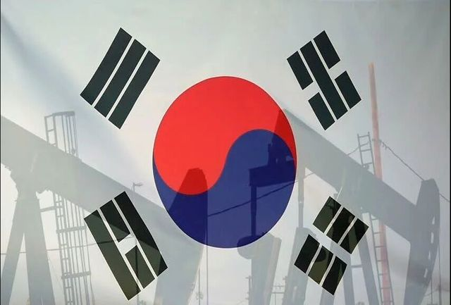 واردات نفت کره جنوبی کاهش یافت