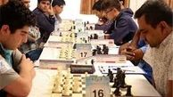 ذوب آهن اصفهان نایب قهرمان مسابقات شطرنج شد