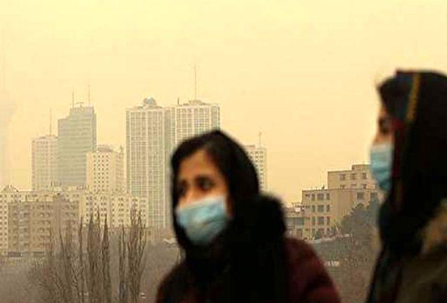 آلودگی هوا را در ایام کرونا جدی بگیریم