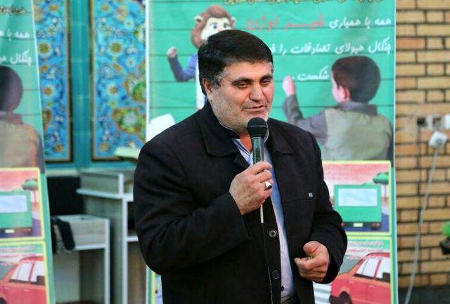 مدارس حاشیه راههای استان قزوین ایمن سازی شد