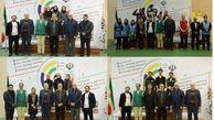 درخشش دختران تیرانداز استان در لیگ برتر
