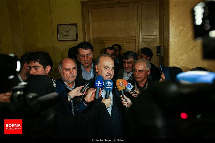 تصمیم کنفدراسیون فوتبال آسیا سیاسی و غیر ورزشی بود/  ایران از امنیت و ثبات پایدار برخوردار است