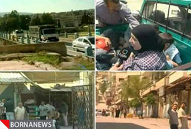 موفقیت ارتش سوریه در ایجاد امنیت در مناطق روستایی