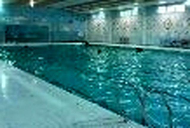 کسب چهار مدال رنگارنگ توسط شناگر همدانی