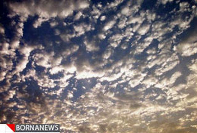 پایتخت آسمانی ابری همراه با وزش باد را تجربه خواهد کرد