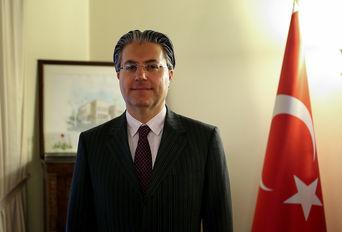 گفتگوی اختصاصی سفیر ترکیه در ایران با خبرگزاری برنا