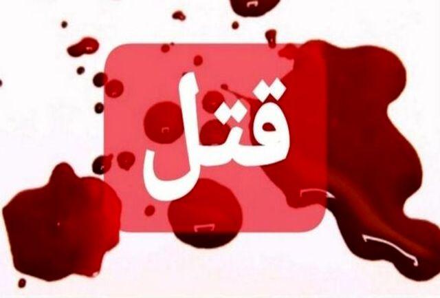 شاه توت قاتل در مشهد/ بخوانید