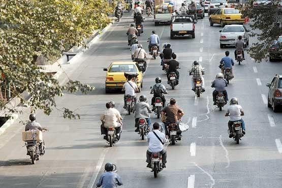 امپراطوری موتورسیکلتها در پایتخت+ فیلم