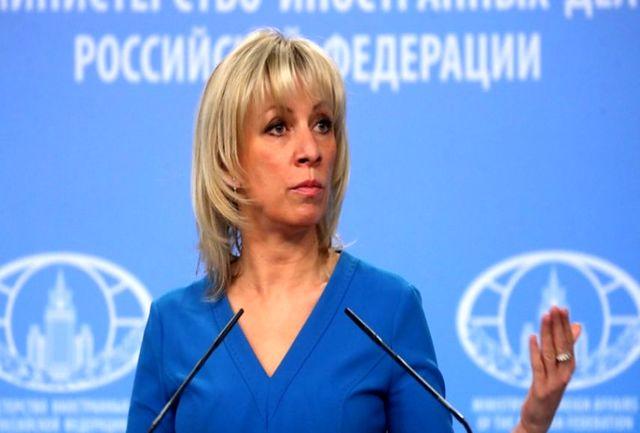 روسیه: پاسخ مناسبی به تحریم های آمریکا می دهیم