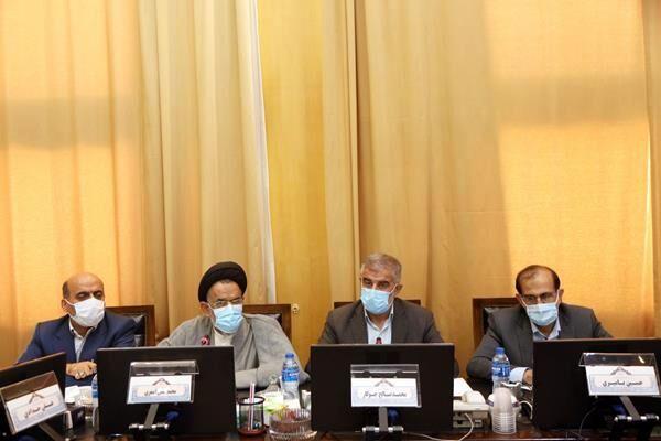 ارائه گزارش وزیر اطلاعات به کمیسیون شوراها