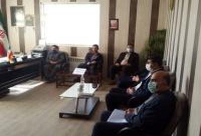 جلسه کمیته ی ستاد ساماندهی امور جوانان در خلخال برگزار شد