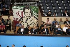 سلطانیفر، تماشاگر ویژه بازی ایران مقابل کره جنوبی