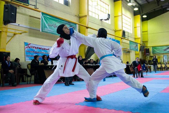 سالن شهید افراسیابی میزبان رقابتهای لیگ بانوان