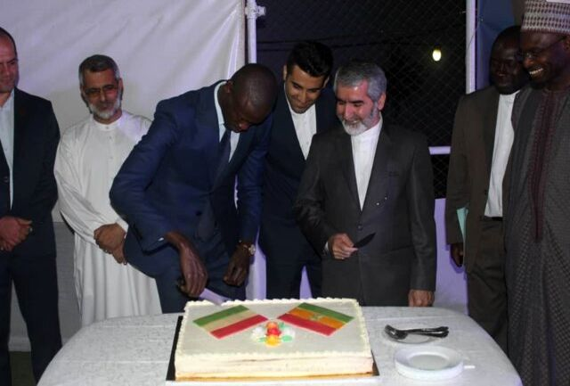 بزرگداشت چهلمین سالروز پیروزی انقلاب اسلامی در سنگال