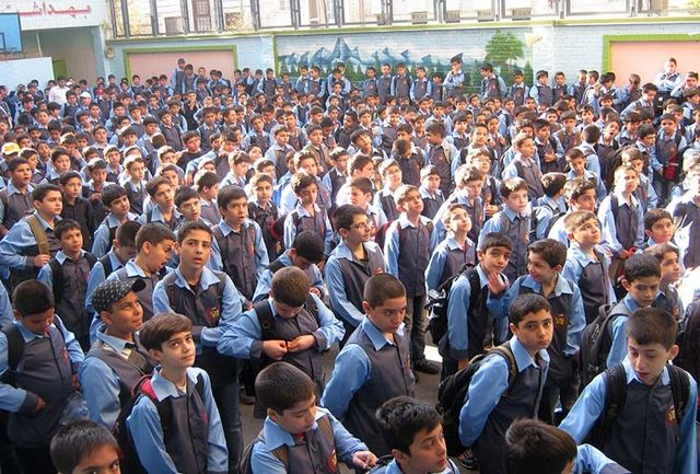 تنبیه دانش آموزان خط قرمز آموزش و پرورش استان است
