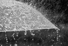 وقوع رگبار شدید باران در چهار استان