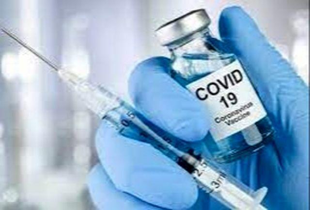 تزریق واکسن بر اساس اولویتهای سند ملی واکسیناسیون