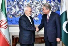 رایزنی تلفنی ظریف و وزیر امورخارجه پاکستان