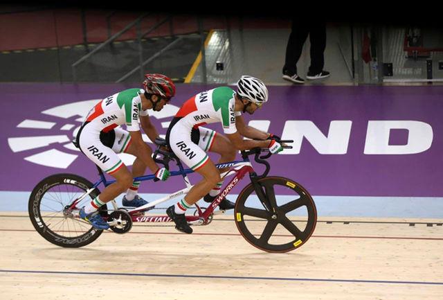 تیم دوچرخه سواری جانبازان و معلولین در جایگاه چهارم آسیا قرار گرفت