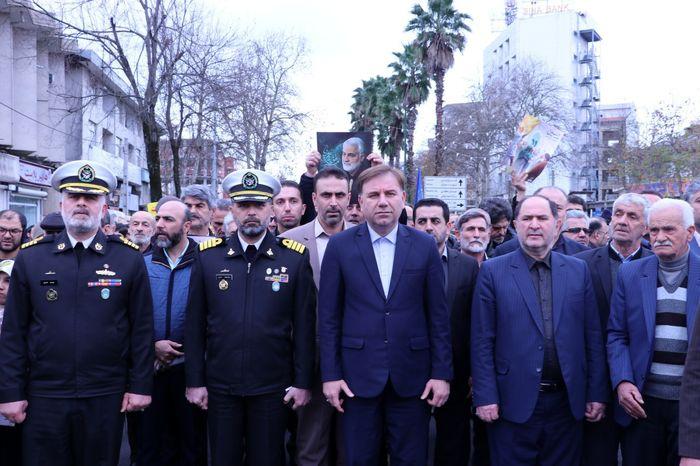 اقتدار و امنیت ایران اسلامی، از اولویت های ملی است