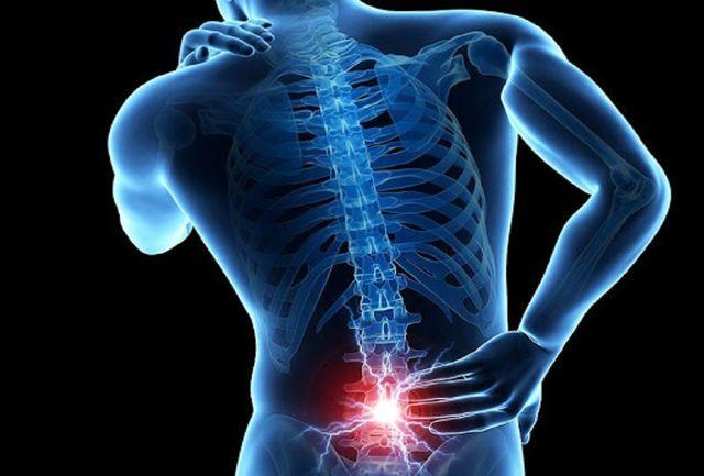 چگونه درد کمرمان را کاهش دهیم؟