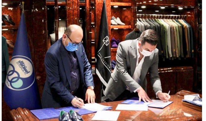 قرارداد 8 میلیاردی استقلال با خانه مد راد