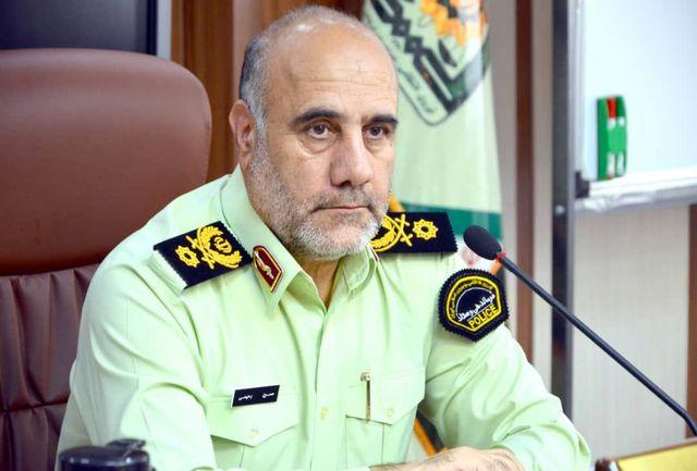 دستگیری 53 نفر از محکومین فراری/کشف 8 قبضه سلاح جنگی
