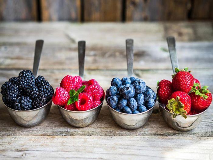 ۱۱ ماده غذایی که هرچقدر بخورید چاق نمیشوید