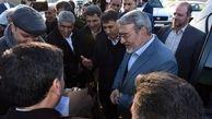 بازدید وزیر کشور از روند تکمیل آزادراه شهید همت در البرز