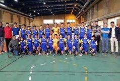 شرکت تیم منتخب نوجوانان پرشین در کارگاههای آموزشی و تستهای آمادگی جسمانی آکادمی ملی المپیک
