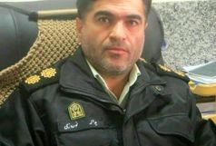 دستگیری سارق حرفه ای سیم های برق در فاروج