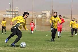 پیروزی بانوان ذوب آهن و سپاهان در هفته نهم لیگ برتر فوتبال