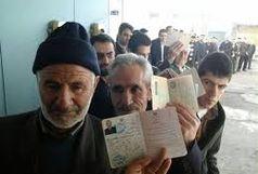 انتخابات در شهر زنجان به صورت الکترونیکی برگزار میشود