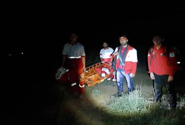 نجات ۱۳ کوهنورد گمشده در ارتفاعات یامان داغیِ شهرستان مانه
