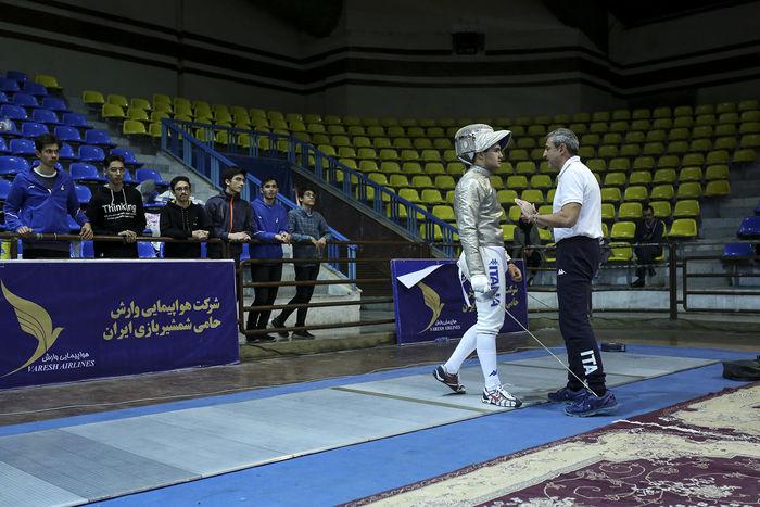 دعوت شمشیرباز اردبیلی به اردوی تیم ملی