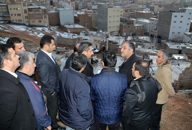 440 دستگاه واحد مسکونی در بافت حاشیه نشین تبریز احداث می شود