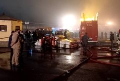 علت آتش سوزی خیابان شوش/ بارها بیمه بود
