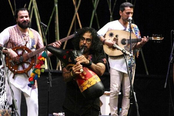 گروه موسیقی بوشهری ها به تهران می آیند