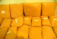 108 کیلو 500 گرم مواد مخدر از نوع تریاک کشف شد