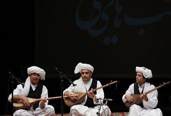 «شب های موسیقی خراسان»