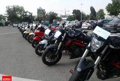یک میلیارد ریال جریمه برای نگهداری موتورسیکلت قاچاق