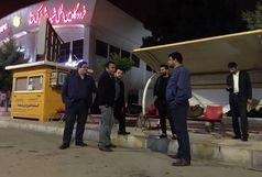 خبرنگاران مازندرانی در مناطق زلزلهزده کرمانشاه