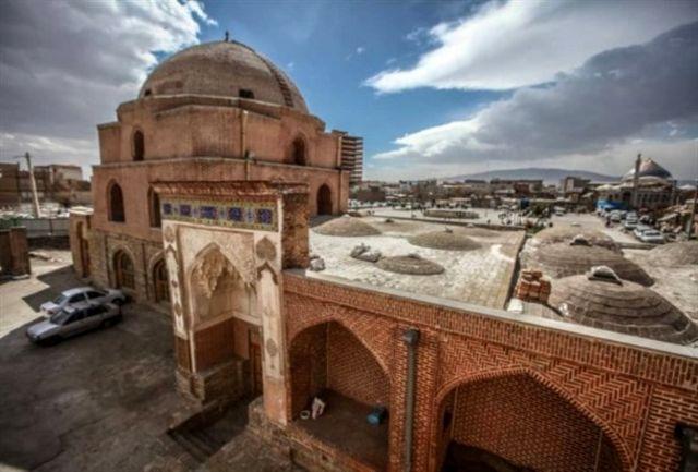 مرمت ۱۰۰ بنای تاریخی بخش خصوصی آذربایجان غربی