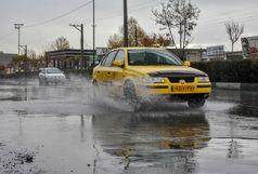 هوای استان سردتر میشود/ بارش باران و برف و وزش باد تا آخر هفته