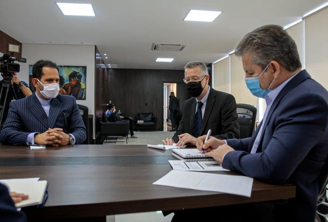 روابط ایران و ایالت ماتو گروسو بررسی شد