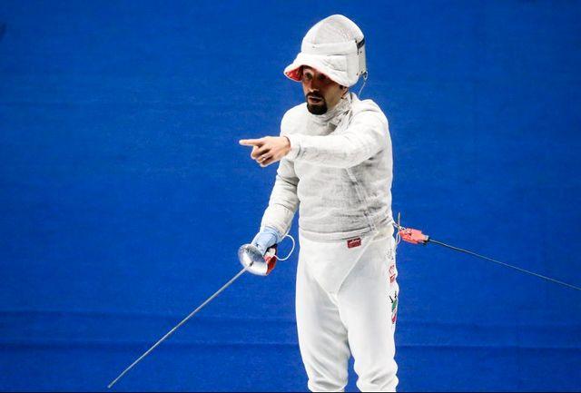 عابدینی: امیدوارم این درخشش آغازی برای موفقیت در المپیک باشد