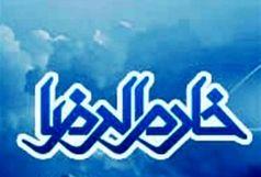 مراسم هیئت خادم الرضا در ماه محرم در فضای باز برگزار می شود