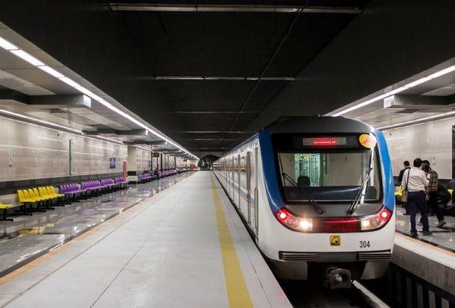 افتتاح ۲ ورودی جدید در ایستگاههای خط ۷ مترو