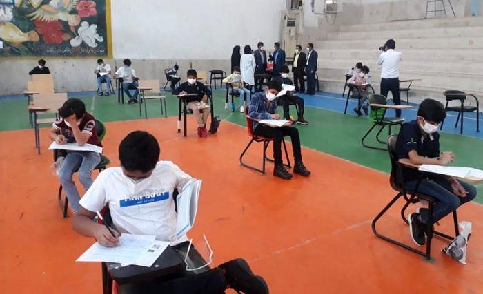 برگزاری رقابت تصاحب ۳۰۶ صندلی پایه هفتم مدارس سمپاد