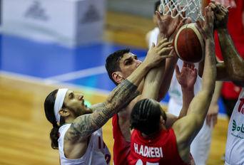 پیروزی راحت تیم ملی بسکتبال ایران مقابل سوریه